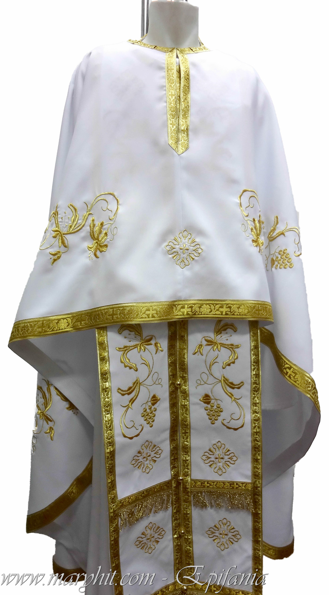Orthodox Vestments For Priests And Holy Church